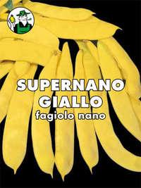 fagiolo nano magiatutto supernano giallo